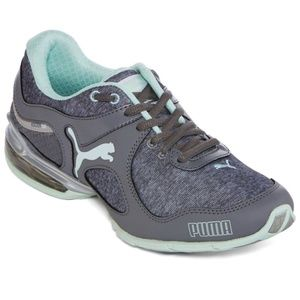 Puma Cell Riaz Women's Athletic Shoes Gray